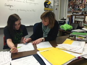Teacher raises money for Pennies for Patients in daughters memory