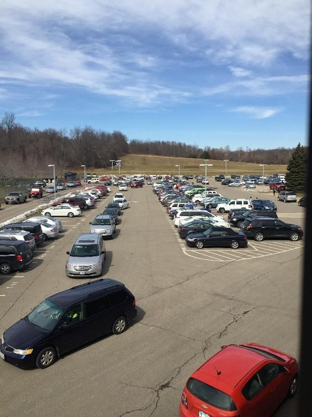 OPINION%3A+Parking+lot+problems