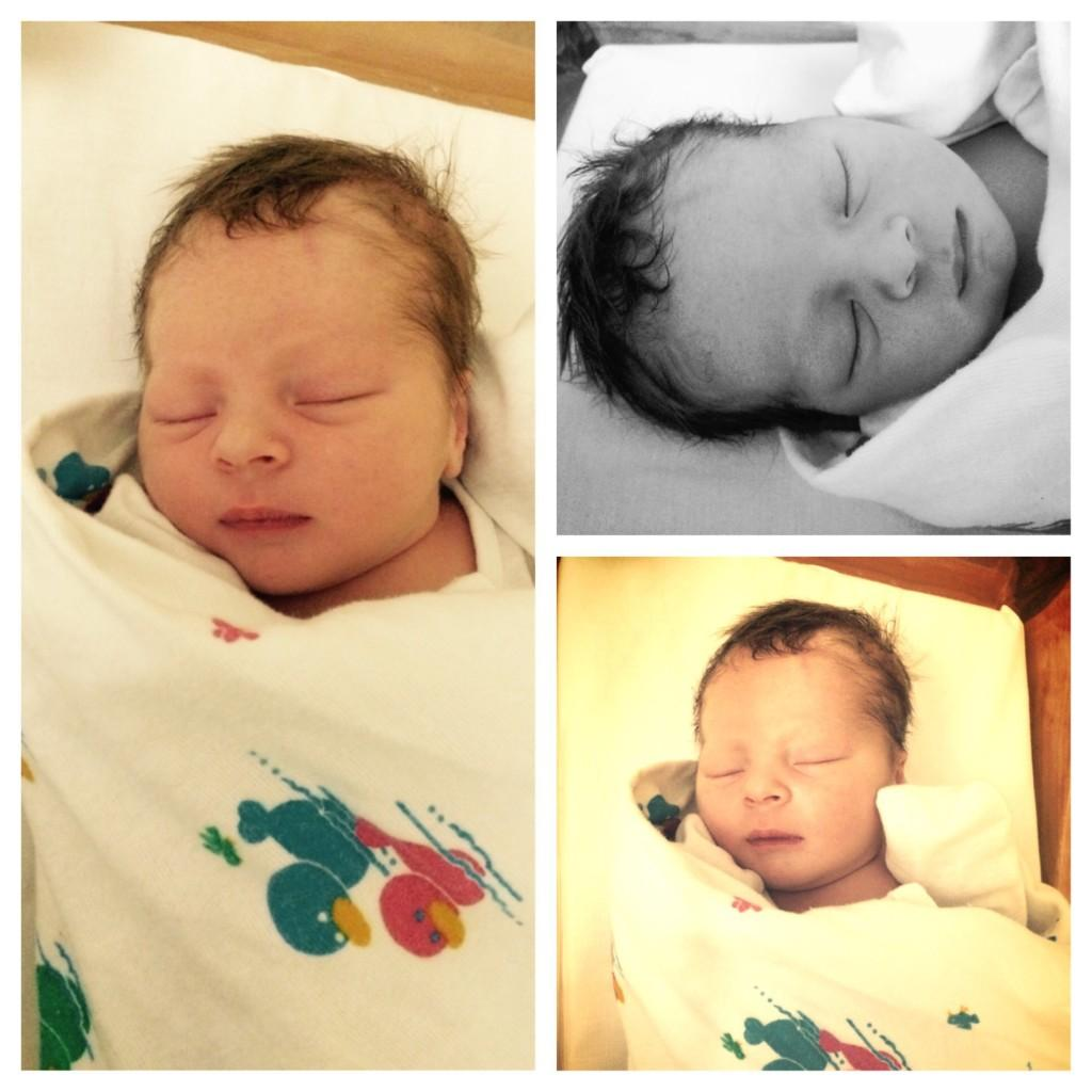Smith+family+welcomes+baby+boy