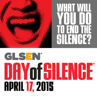Students support GLSEN day of silence