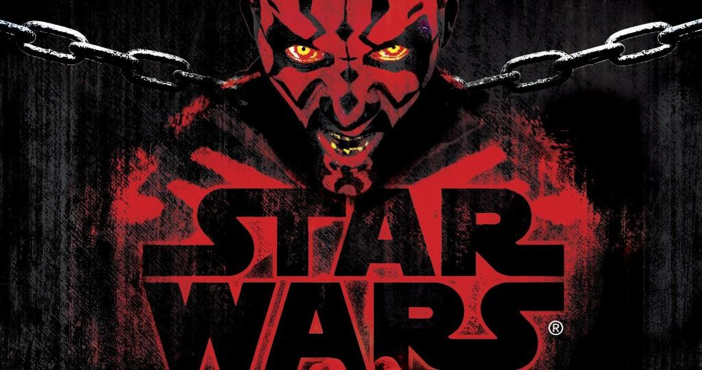 Maul meets prison in this audio-book about the Dark Side.