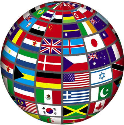 A positive of language clubs is bringing diversity and new cultures.
