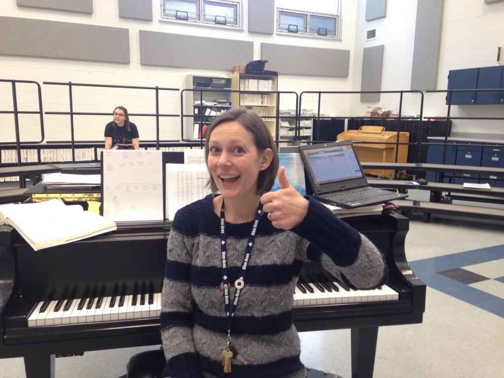 Symphonic choir steps up for competition