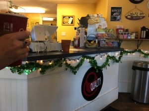 Coffee Culture: Hot Spot coffee house