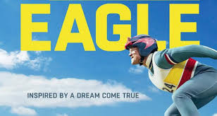 Eddie The Eagle soars into movie theaters
