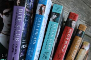 Olivias Bookish World: Books with a bite