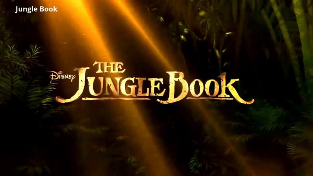 The Jungle Book swings into theaters