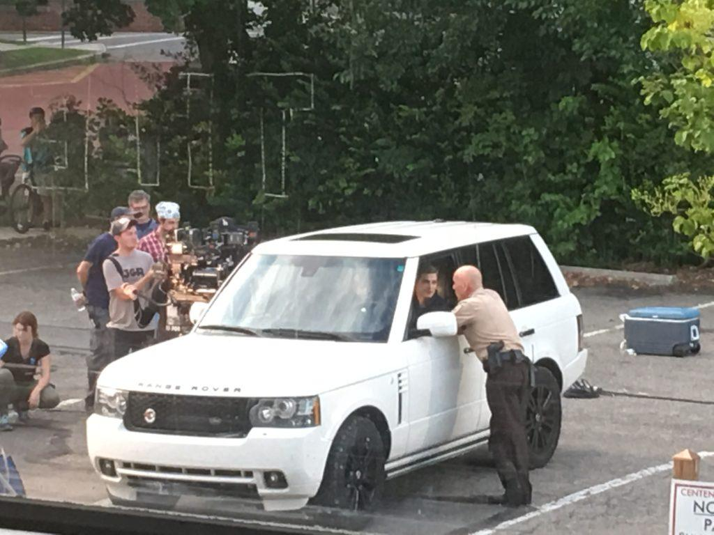 Parts of First Kill to be filmed at the high school