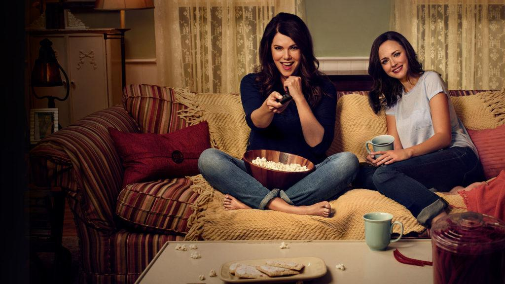 The Gilmore Girls revival is coming soon
