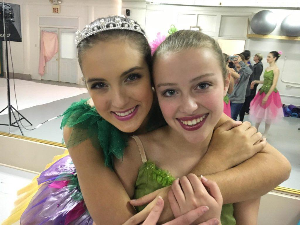First Person: Student shares experiences of dancing in The Nutcracker