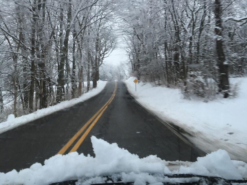 Administrators need to better accommodate student drivers in the winter