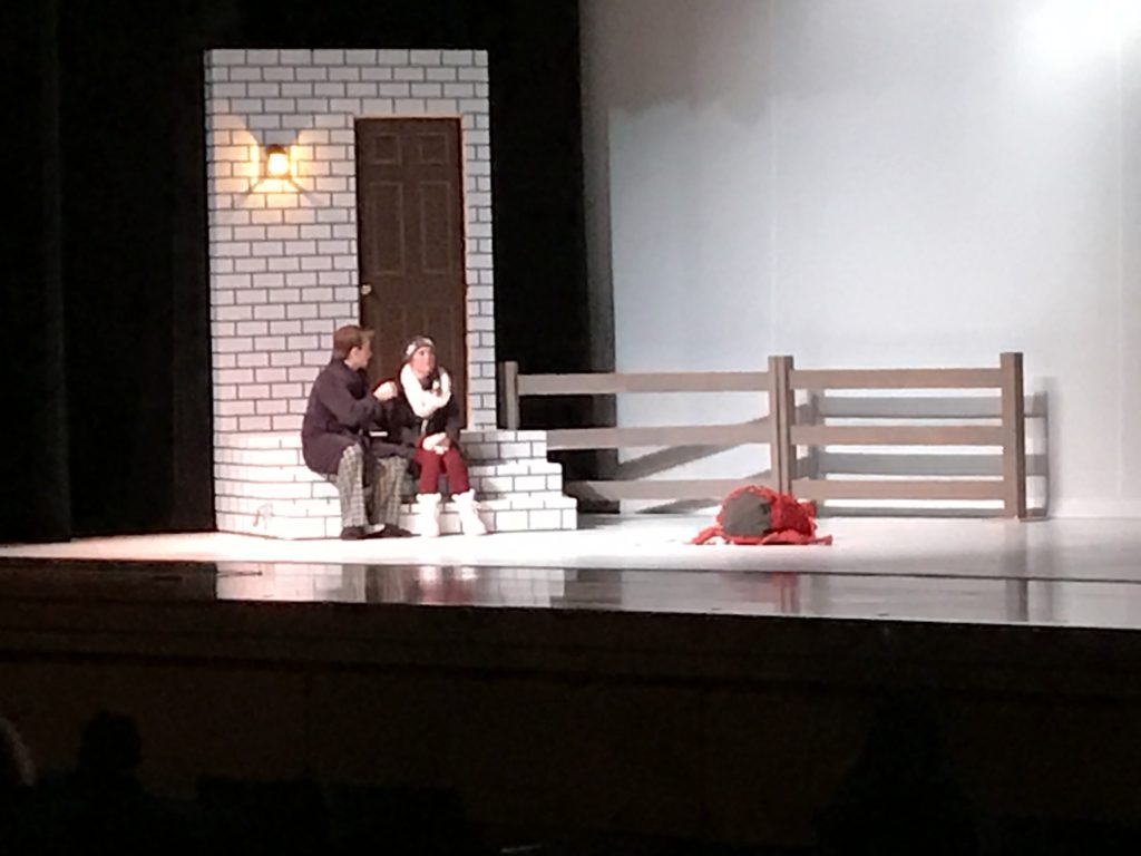 """""""Almost, Maine"""" warms the hearts of audience"""