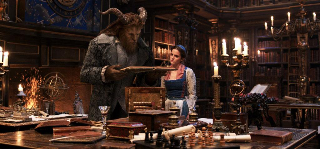 Five scenes from Beauty and the Beast trailer reveal the amazing similarities to the original