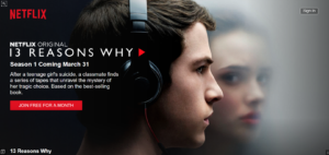First Person: 13 reasons why not