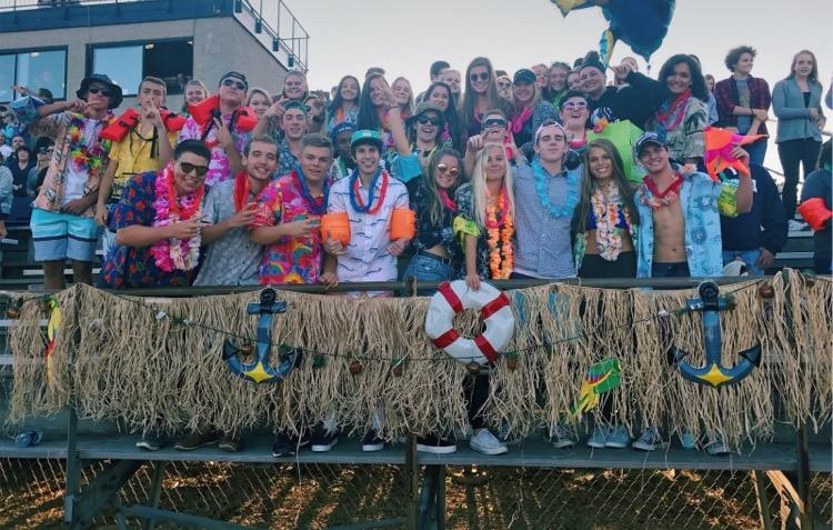 OPINION: Student section leaves Northland speechless