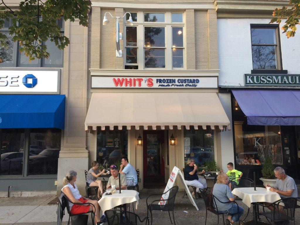 Ice scream review: Whits is a common favorite