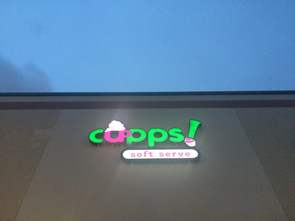 Ice scream review: Create your own treat at Cupps