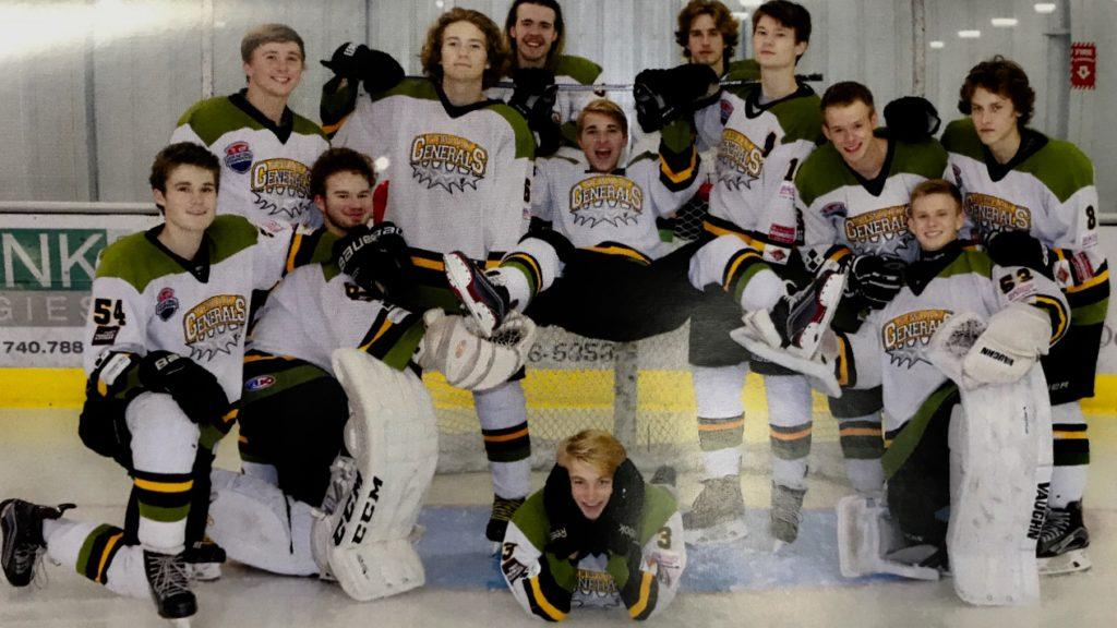Generals look to continue near perfect season