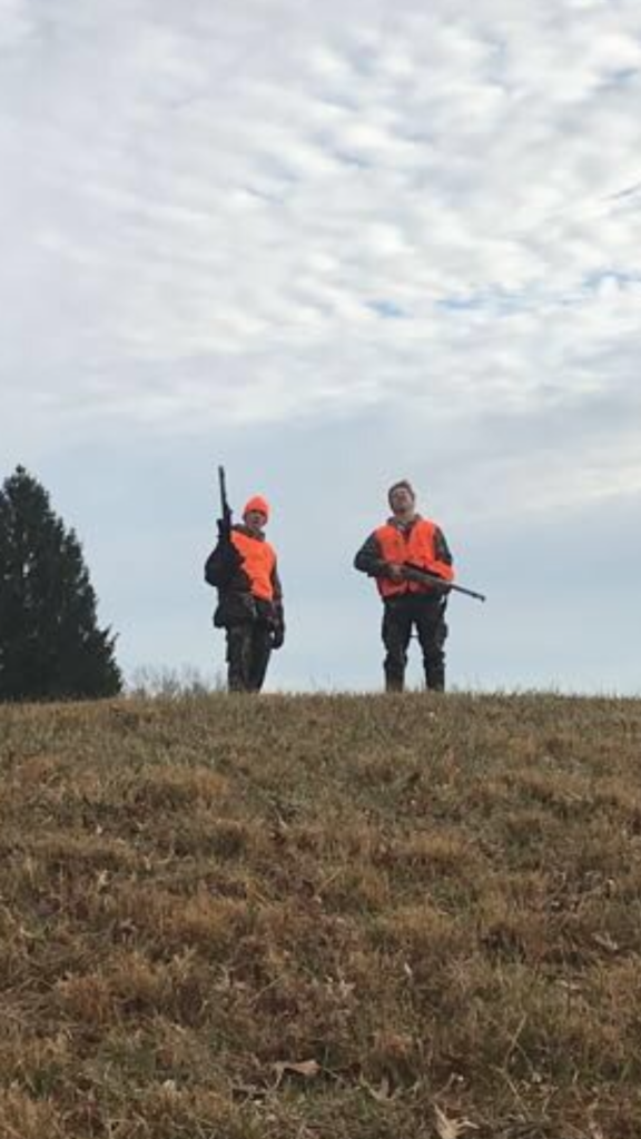 Hunting Club starts off with a bang