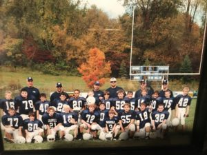Flashback Friday: GRD Navy football crowned team champions