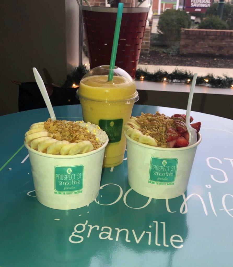 REVIEW: Prospect St. Smoothie serves up delicious but pricey smoothies