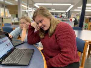 And now were stressed out: teens and stress