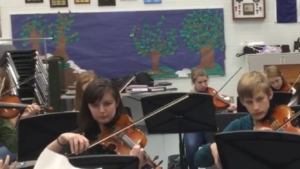 Music students to perform throughout holiday season