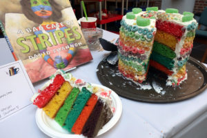 Students serve up delicious renditions of childhood stories at Books2Eat event