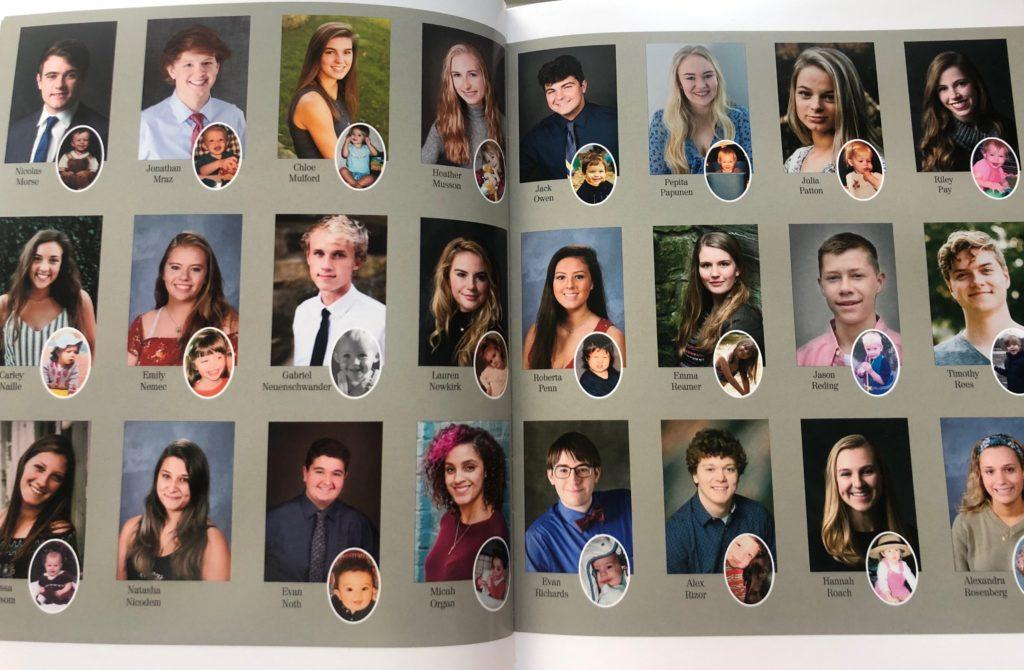 Yearbook staff decides to make changes to new edition