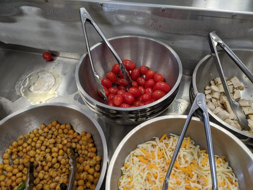 10 Best Cafeteria Food Items